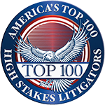 Americas Top 100 High Stakes Litigators