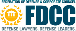Federation of Defense and Corporate Counsel logo